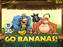 Азартный автомат Вперед Бананы