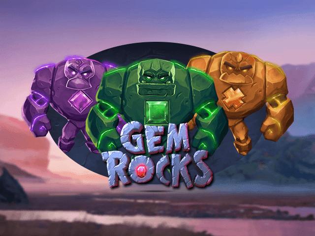 Игровой автомат Gem Rocks